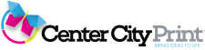 Center City Print Logo