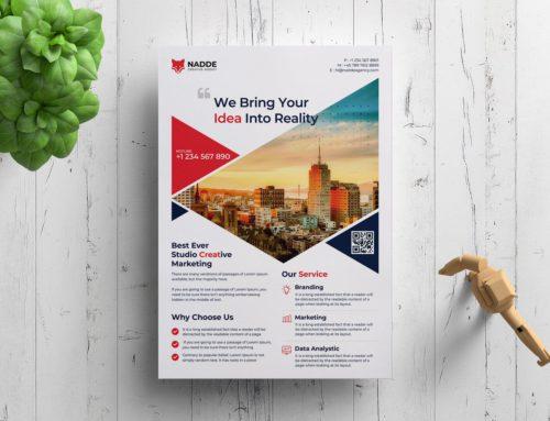 Creating a Standout Flyer: Beginning Tips
